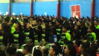 congresso de jovens setor cidade de Esca...