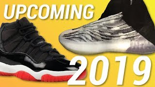 Top 10 Most Anticipated 2019 Sneaker Releases