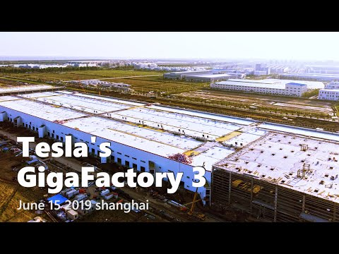 Tesla boosts Model 3 push in China ahead of Gigafactory 3's target production date