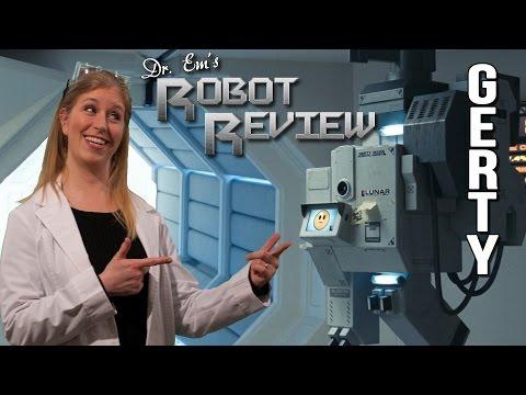 GERTY: Moon (2009) Analysis  (Spoiler-FREE!) [ROBOT REVIEW!]