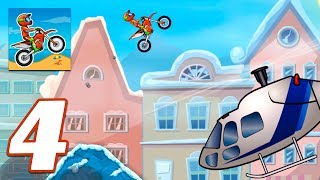 Moto X3M Bike Race Game levels 36-48 - Gameplay Android & iOS game - moto x3m