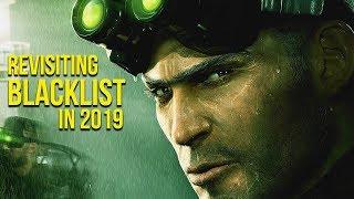 Revisiting Splinter Cell Blacklist in 2019