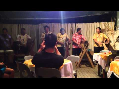 Drummers of Cook Islands - Part 3