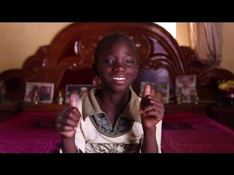 Témoignage de N'doumbé, parrainée depuis 7 ans au Sénégal on YouTube