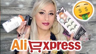 AWESOME BEAUTY ALIEXPRESS HAUL & Other Finds!! #94