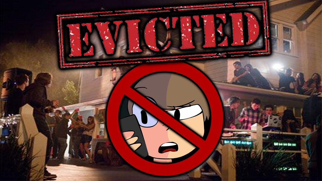 I Got Evicted...