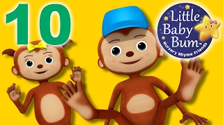 Ten Little Fingers and Toes | Little Baby Bum | Nursery Rhymes for Babies | Songs for Kids
