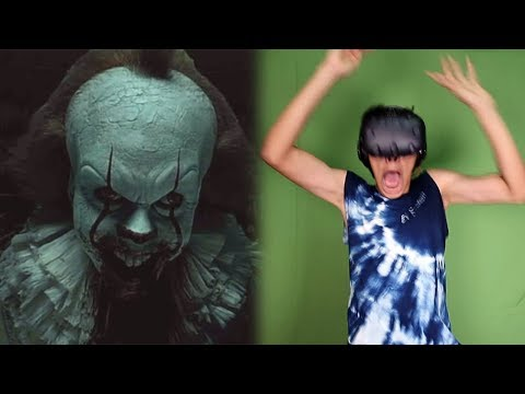 CUIDADO CON EL PAYASO!! - IT: Realidad Virtual | Fernanfloo