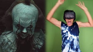 CUIDADO CON EL PAYASO IT Realidad Virtual Fernanfloo
