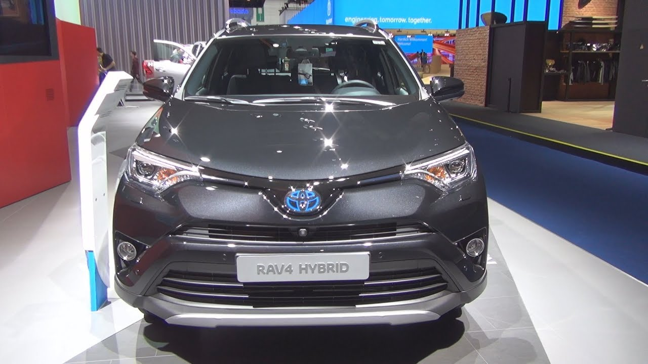 Toyota Rav4 2 5 Hybrid Style Selection 2018 Exterior And