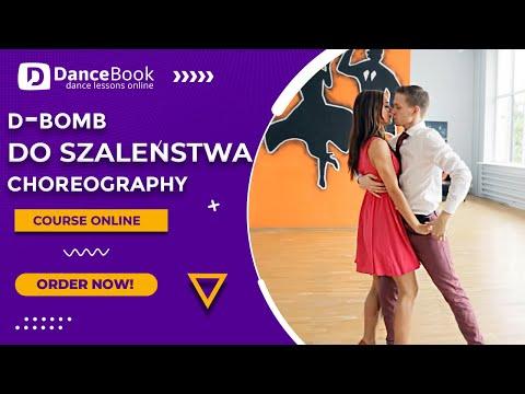 Choreografia Pierwszego Tańca - D-Bomb 'Do szaleństwa' - Pokaz