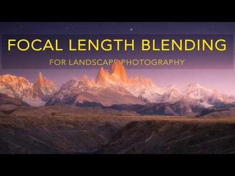 Perspective Blending for Landscape Photography Tutorial thumbnail