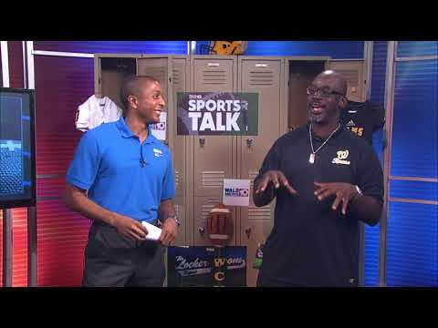 Sports Talk with Theo Dorset featuring Worth County head coach Ben Simmons
