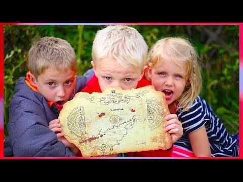 We Found The Goonies Treasure Map! Mr. E Part 8!