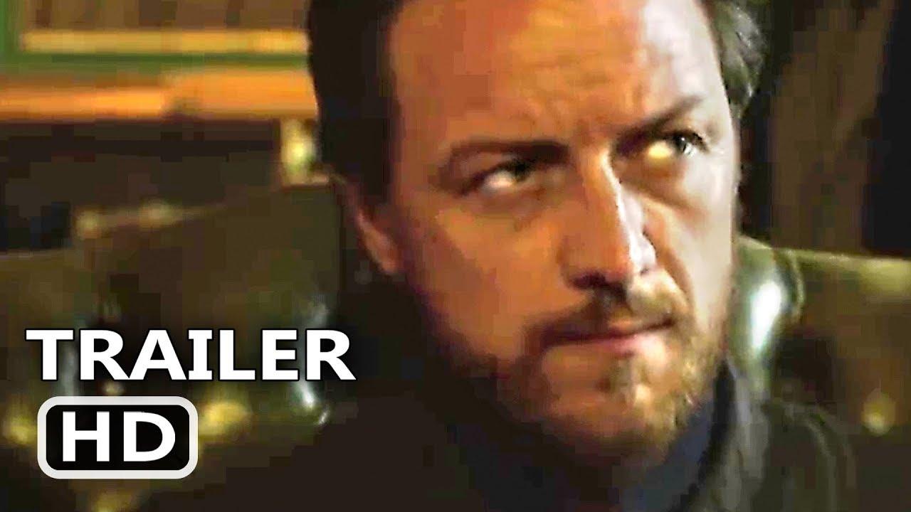 HIS DARK MATERIALS Trailer (2019) James McAvoy, Fantasy TV Series