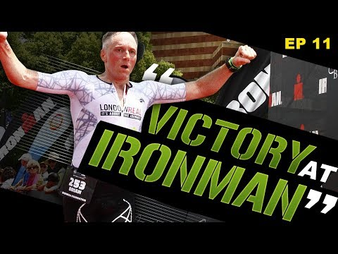 VICTORY AT IRONMAN | Ironmind - Episode #11 - London Real