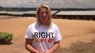Chemmy Alcott - Right to play - Thanks!
