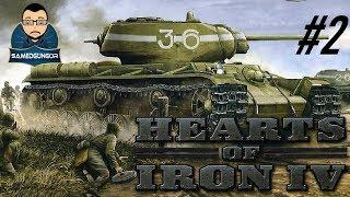 RUSYA SERİSİ - Hoi 4 The Great War Modu - Bölüm 2 [Samed Güngör Live]