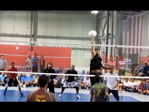 Alabama Vs Atlanta Volleyball Final Game 2013 (CLPSS Samaj)