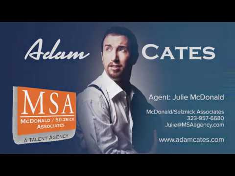 AdamCates theatre choreography reel 2017