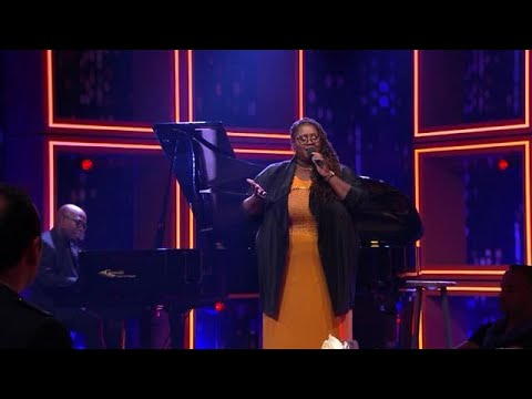 Shirma Rouse - Natural Woman Aretha tribute - RTL LATE NIGHT MET TWAN HUYS