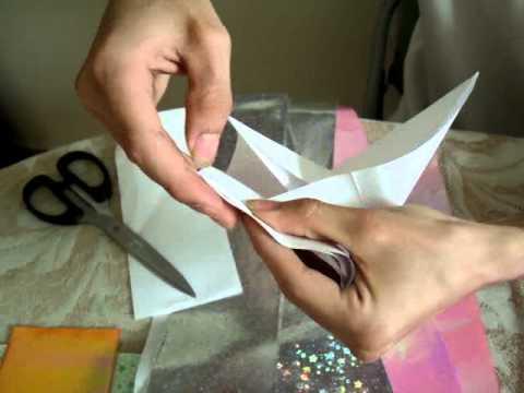 Hướng dẫn gấp hạc giấy