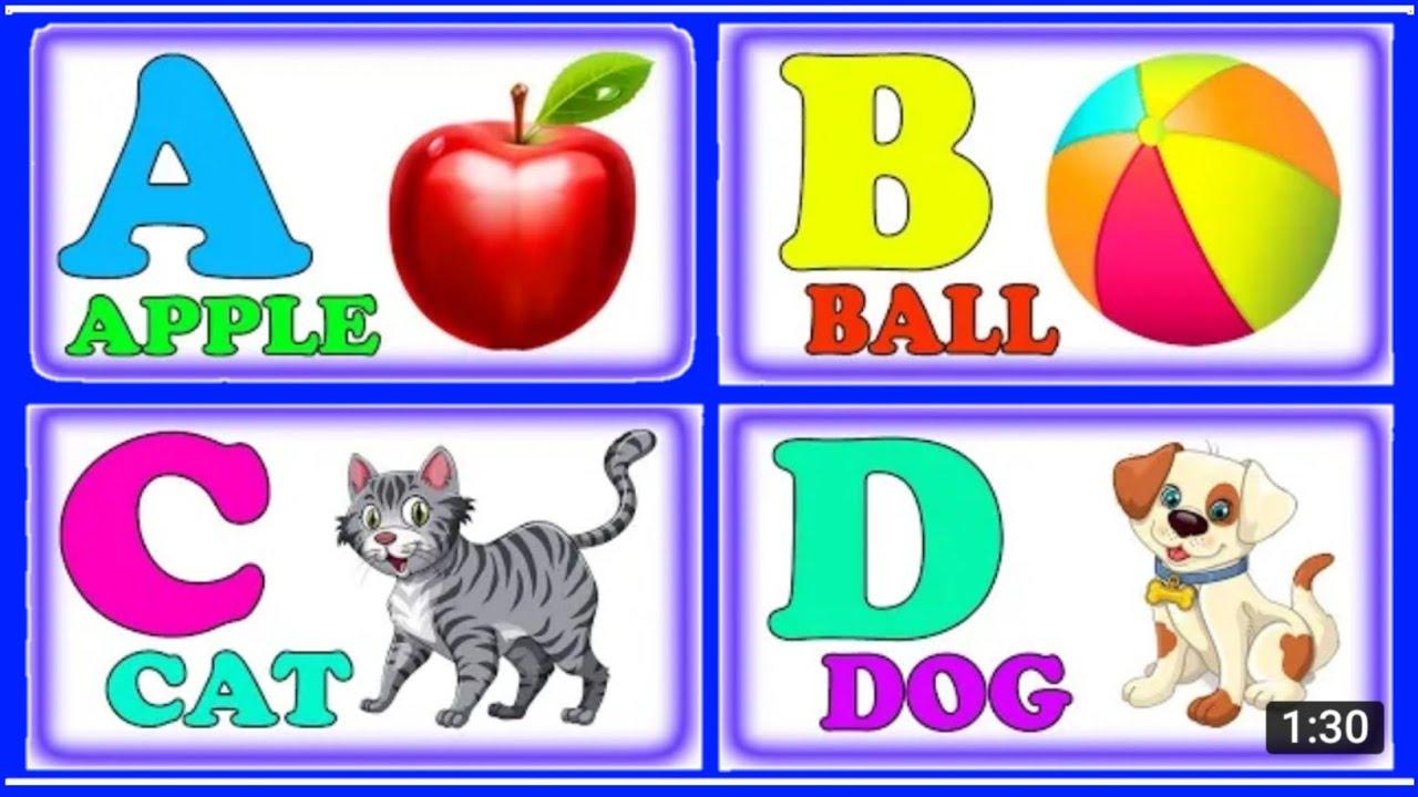 A for apple b for ball,alphabet,abcd,ABCD,hindi alphabet,abcdefgh,part273