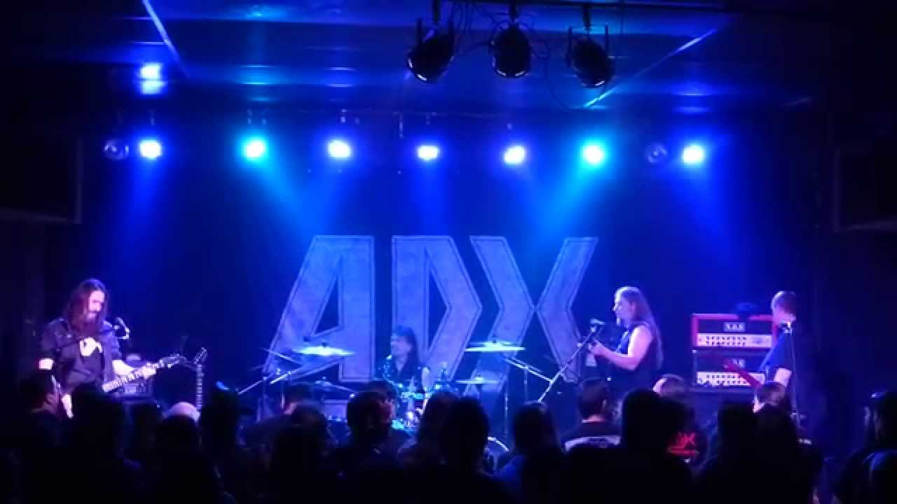 Download ADX - Intro + Commando suicide - Le Korigan (Luynes Aix-en-Provence) le 19 avril 2014