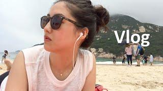 [Vlog] 주말 홍콩여행 브이로그 1탄(드래곤스백, …