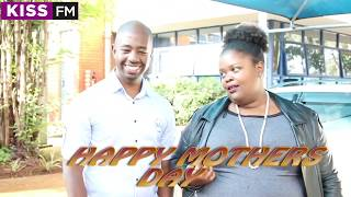 Happy Mothers Day to all the gorgeous moms in the world from us Kiss 100 kenya