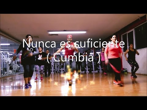 Los Ángeles Azules - Nunca Es Suficiente Ft. Natalia Lafourcade | ZUMBA | Viktor Martinez
