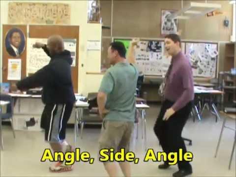 SSS, SAS, ASA, AAS (LPHS Math Parody Video of Jump On It)