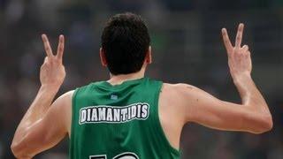 Το Τελευταίο Λεπτό! Panathinaikos Barcelona 65 63