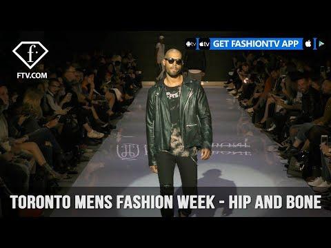 Hip and Bone Toronto Men's Fashion Week New Standard Contemporary Sportswear | FashionTV | FTV