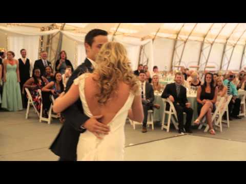 Surprise Wedding First Dance Mash-Up 2014!