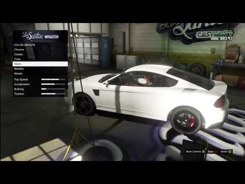 GTA Online - How to Get Insurance And Tracker For Your Cars