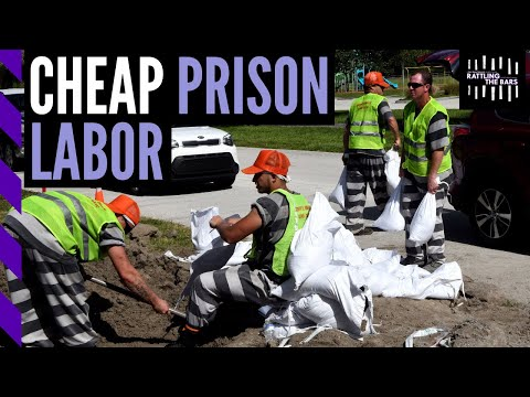 Big business exploits prison labor instead of paying fairer wages