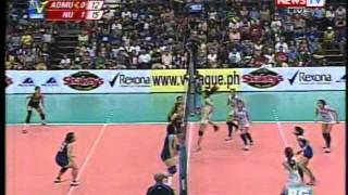 Shakey's VLeague || Finals G3 - ADMU vs NU || 06/02/13