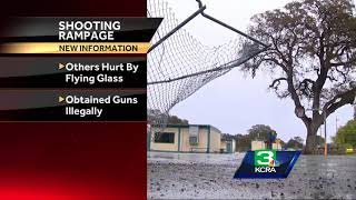Gunman made firearms 'illegally' before Tehama County rampage, asst. sheriff says