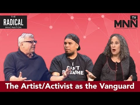 The Radical Imagination: The Artist/Activist as the Vanguard (Gina Belafonte/Immortal Technique)