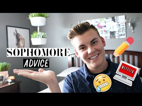 SOPHOMORE YEAR: TIPS AND EXPERIENCES!