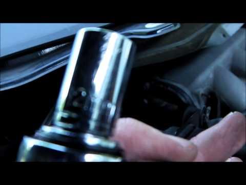 2006 Nissan Quest Spark Plugs + PCV Valve Replacement