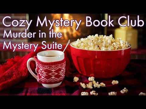Cozy Mystery Book Club | Murder in the Mystery Suite