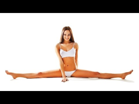 How to do the middle split EFFECTIVE 45 minutes routine - warm up included