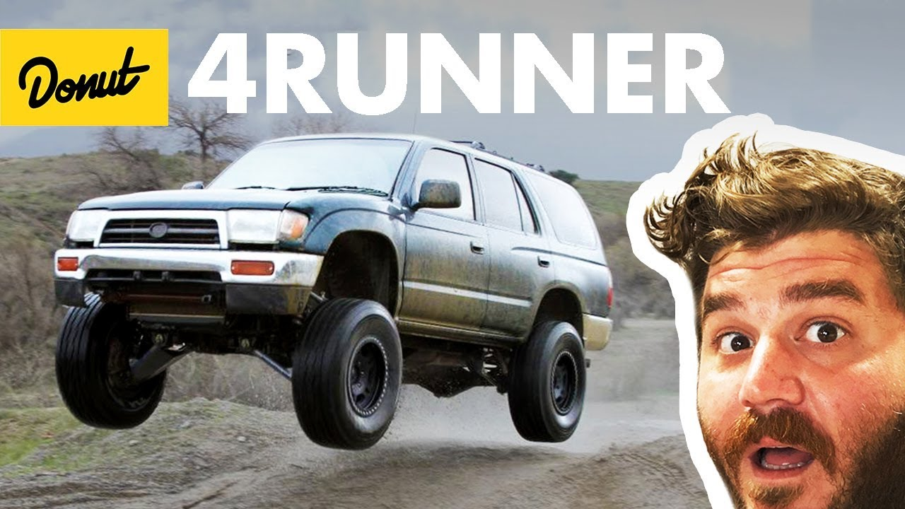 Toyota 4runner Everything You Need To Know Up Speed Youtube 1984 1989 Sale