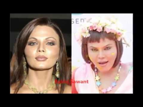 Plastic Surgery Disasters In Bollywood Youtube