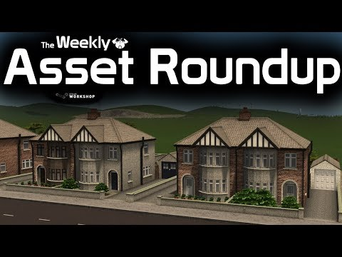 Cities: Skylines - The Weekly Asset Roundup (14/09)