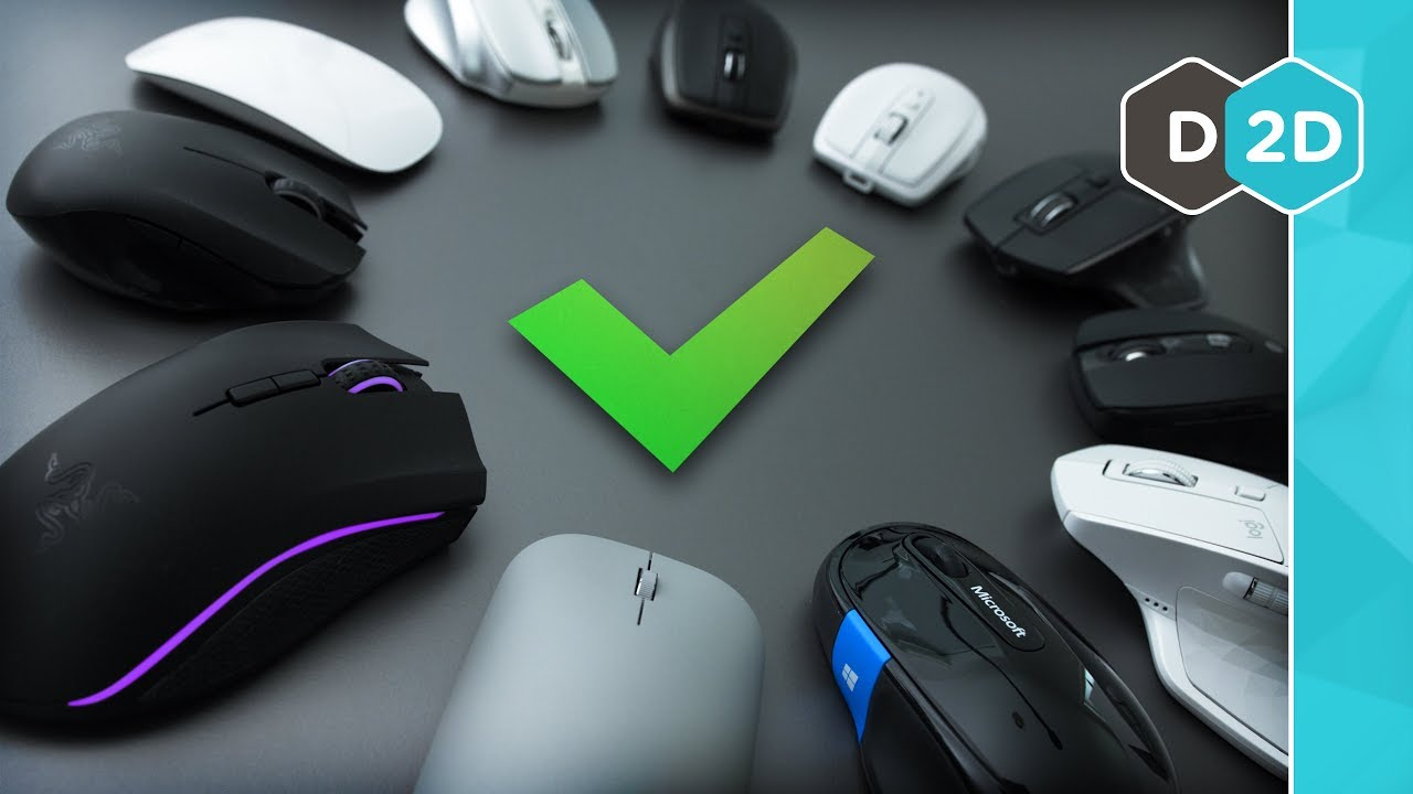The Best Mouse For Laptops Youtube Pad Microsoft Logitech