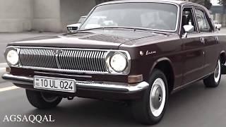 Bakıda Hamının Axtardığı Qaz 24 - Baba Yadigari GAZ 24 Volga - VİDEO