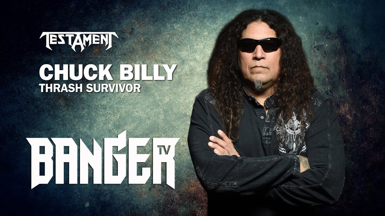 Chuck Billy of Testament Interview | Metal Giants episode thumbnail